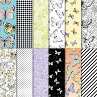 Lots of Butterflies, Designer Series Paper, punch, stamp set and more