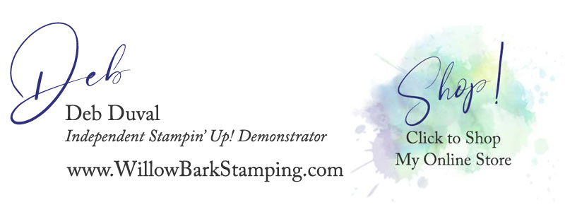 Deb Duval, Stampin' Up! Demonstrator Signature